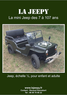 Flyer - La Jeepy D-Day