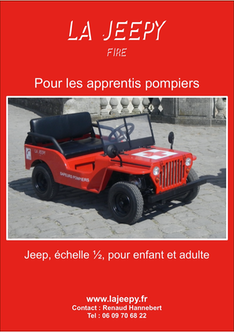 Flyer - La Jeepy Fire
